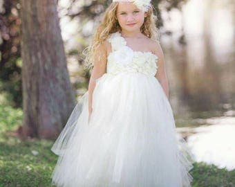 Mommy and Me Ivory Colored Tutu dress for Wedding, Bridal Event, Holiday, Photo Shoot, Birthday Party All Sizes Available USA Seller