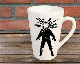 Thing Horror Mug Coffee Cup Halloween Gift Home Decor Kitchen Bar Gift for Her Him