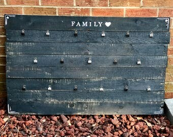 Family Picture Collage Frame