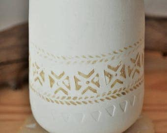 Indian porcelain cup