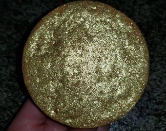 Sea of gold bubble bar