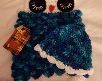 Owl Bunting Bag