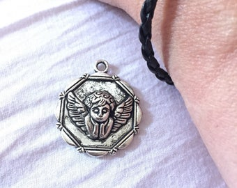 Cherub Charm Necklaces