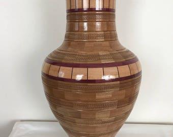 Segmented Vase (V124)