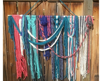 Large Macrame Wall Art
