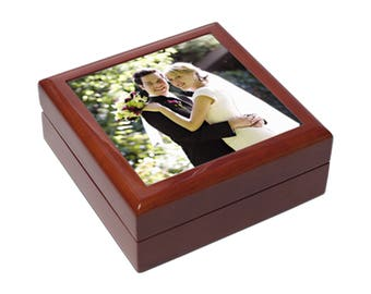 Luxury Personalised Printed Jewellery/Presentation Box