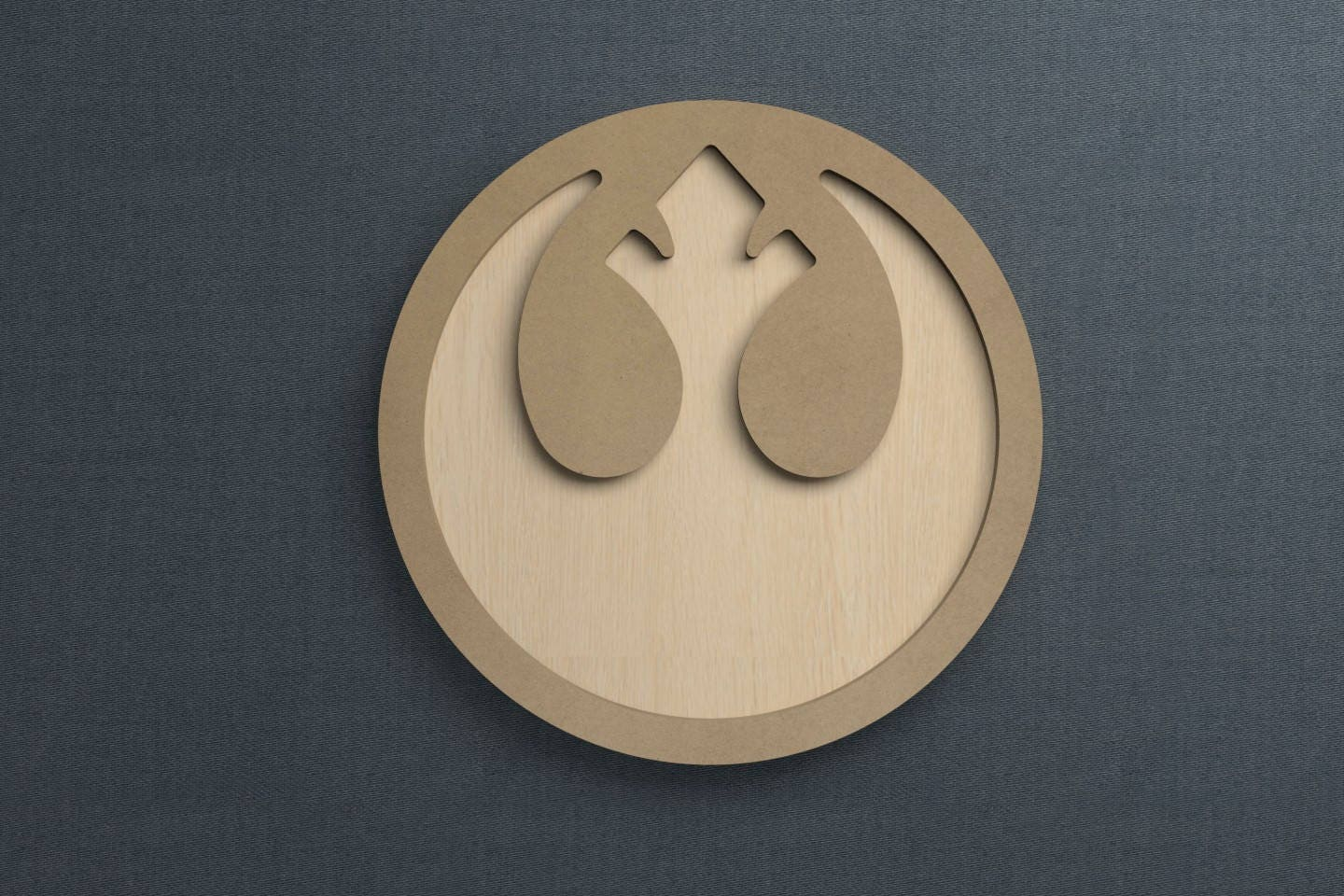 Frame Kit Rebel Alliance Wood Frame Picture Frame DIY