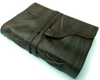 Leather Journal for Men and Women