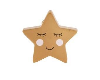 Star Drawer Knob