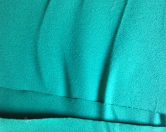 Forest green cotton lycra jersey fabric, dark green jersey fabric, green knit fabric, 4 way stretch fabric , green jersey fabric