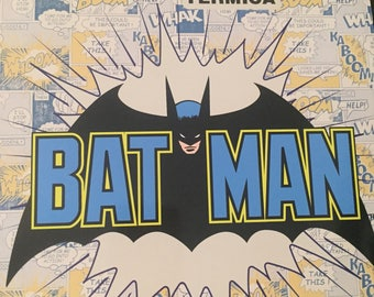 Batman iton-on