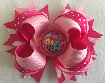 My Little Pony Hair Bow
