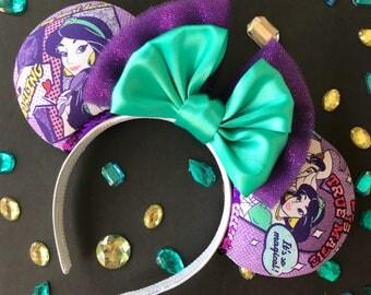 Arabian princess ears