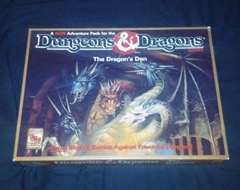 Dungeons & dragons: the dragons den (1992)