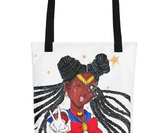 Sailor Moon Tote Bag
