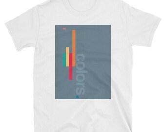 Short-Sleeve Men T-Shirt - Colors