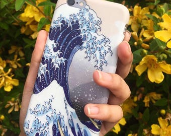 The Great Wave off Kanagawa- iPhone 6/6s case, iPhone 6/6s plus case, iPhone 7, iPhone 7 plus