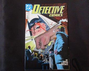 Detective Comics #597 D.C. Comics 1989