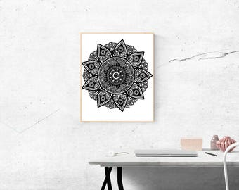 Mandalas according to your date of birth