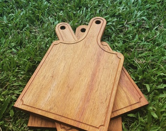 New Guinea Rosewood Serving Board