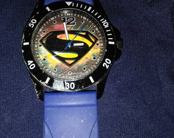 Superman DC Comic Watch