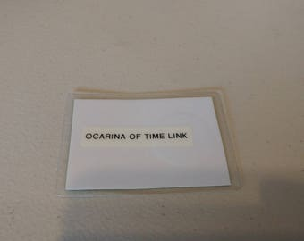 Ocarina of Time Link NFC Card