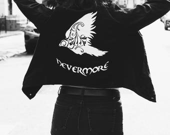 Nevermore Custom Jacket
