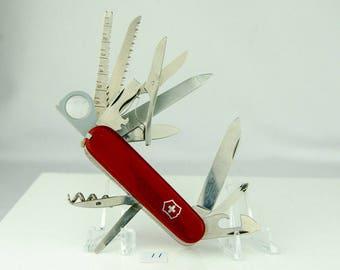 Victorinox Swiss Army Multi Tool Pocket Knife