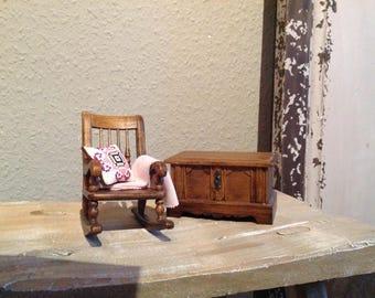 Miniatur Sessel