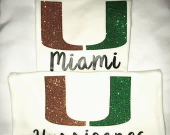 Miami Hurricanes Shirts