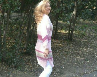 Alpaca & Silk Sweater
