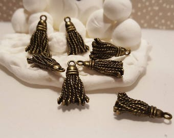 Bronze Tassels