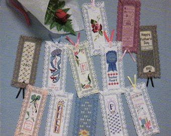 Jeanette Crews SWEET SENTIMENTS for BOOKMARKS