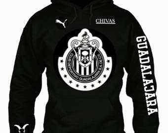 Chivas De Guadalajara Hoodie