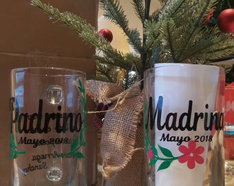 Gift for Padrino, Regalo para Padrino, Godfather gift, gift for Madrina, Madrina