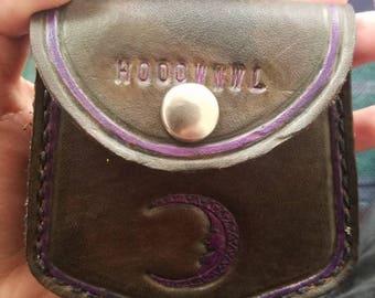 Hooowwwl Moon belt pouch