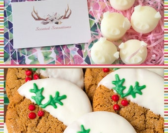 Christmas cookies - scented wax melts