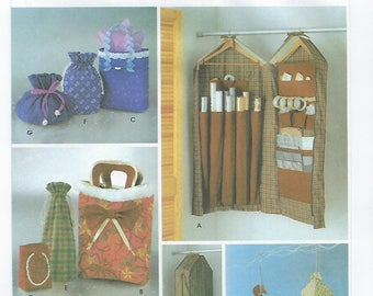 Simplicity 5777 - Gift Wrap Accessories