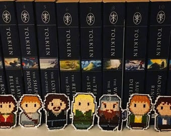 Lord of the Rings Stitchies
