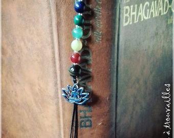 """Bookmark """"chakras"""" 7""""and Buddha"""