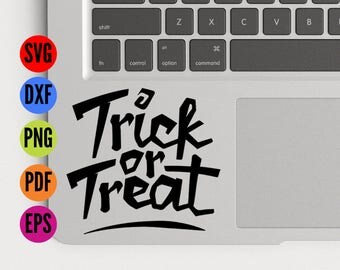 Trick or Treat Svg, Trick or Treat Cut File, Trick or Treat Dxf, Trick or Treat Vector, Trick or Treat Cricut, Trick or Treat Silhouette