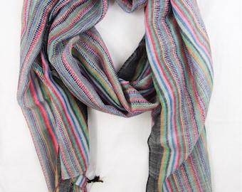 Boho hippie summer festival fair trade nepal scarves