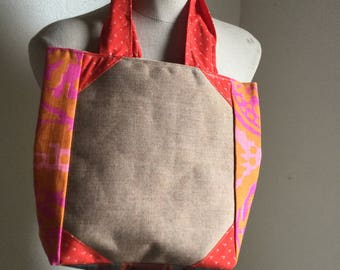 Bright Small Tote
