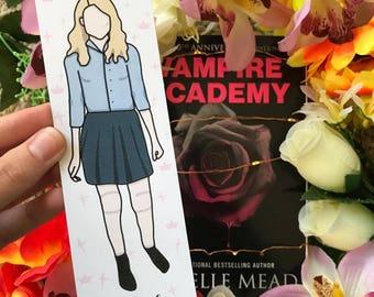 Vasilisa Dragomir ~ Vampire Academy ~ Bookmark