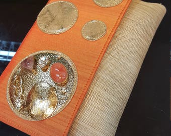 Handmade clutches