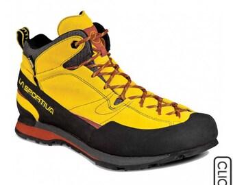 La Sportiva Yellow Hiking Boots