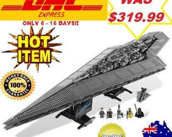 WOW! Star Wars - Execytor Super Star Destroyer Model Building Kit 3208pcs
