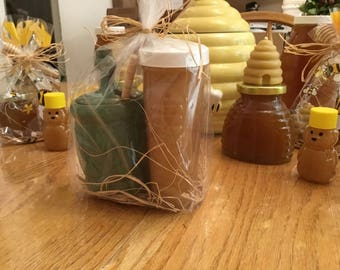 Honey Pot Bundle Gift Set