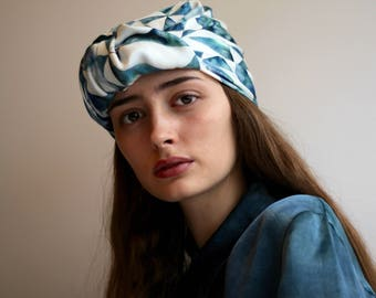 Ines Silk Scarf