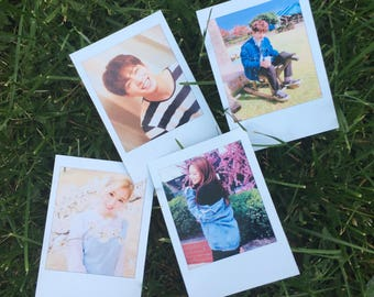 SET OF KPOP Polaroids